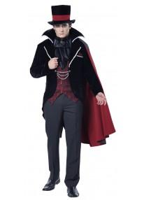 Immortal Vampire Groom Costume