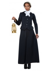Susan B Anthony/Harriet Tubman Adult Costume