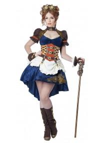 Steampunk Fantasy Costume