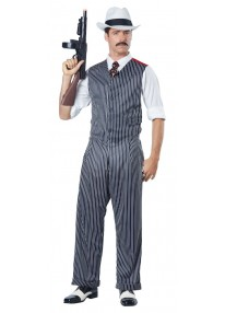 Mobster Adult Costume