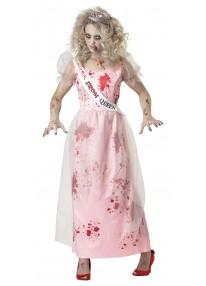 Prom Zombie Queen Costume