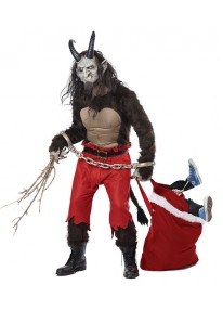 Krampus the Christmas Demon Costume