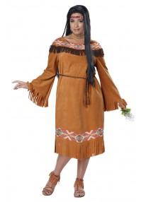 Classic Indian Maiden Adult Plus Costume