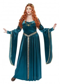 Lady Guinevere Costume Plus Size