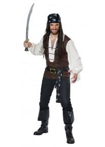 High Seas Adventurer Plus Size Costume