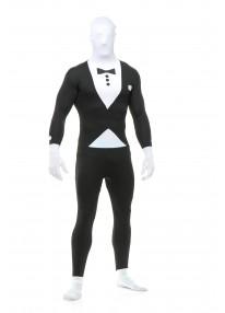 Tuxedo Body Suit Costume