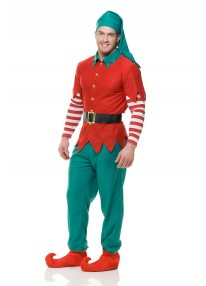 Elf w/ Shoes Costume