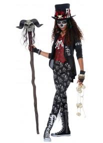 Voodoo Charm Tween Costume