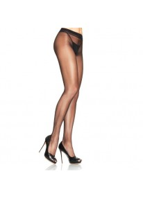 Spandex Sheer To Waist Pantyhose