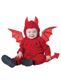 Lil Devil Infant Costume