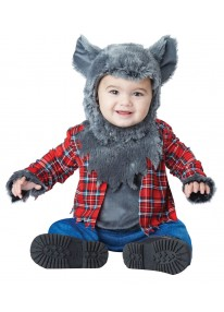 Wittle Werewolf Costume