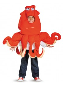 Hank the Septapus Costume