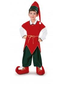 Velvet Elf Costume