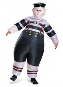 Tweedle Dee/ Tweedle Dum Inflatable Costume