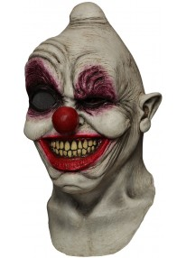 Crazy Eye Clown Mask