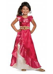 Elena Classic Adventure Dress Costume