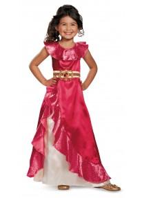 Elena Classic Adventure Dress Costume