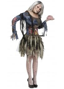 Zombie Adult Costume