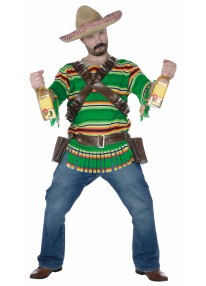Tequila Pop N Dude Costume