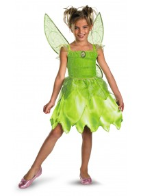 Tink & The Fairy Classic Costume