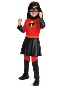 Deluxe Violet Toddler Costume