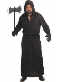Black Robe Costume