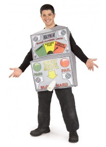 Breath Analyzer Costume