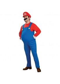 Deluxe Mario Costume