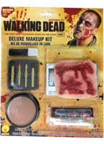 Walking Dead Deluxe Make Up Kit