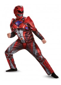 Red Ranger Adult Costume