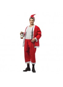 Degenerate Santa Costume