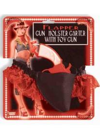 Deluxe Gun & Garter Set
