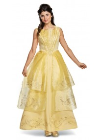 2017 Deluxe Belle Ball Gown Costume