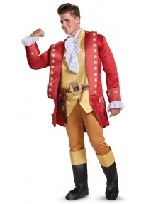 Deluxe Gaston Adult Costume
