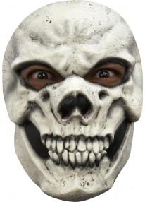Skull White Mask