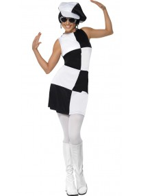 1960s  Party Girl Costume