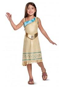 Deluxe Pocahontas Child's Costume