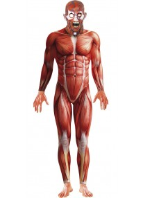 The Anatomy Man Costume