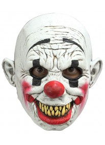 Grinning Clown Mask