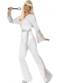 70s Disco Lady Costume