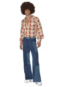 1970's Retro Men's Costume
