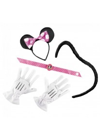 Pink Minnie Mouse Kit