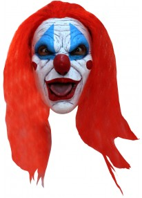 Clown With Hair Mask