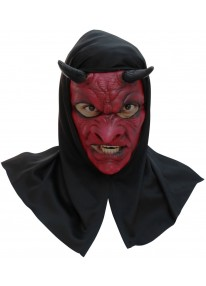 Evil Devil With Hood Mask