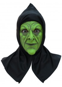 Wicked With Hood Mask