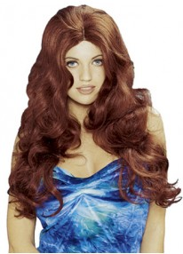 Deluxe Sultry Wig
