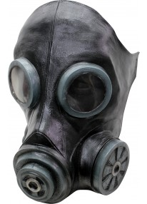 Smoke Mask Black