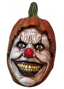 Carving Clown Mask