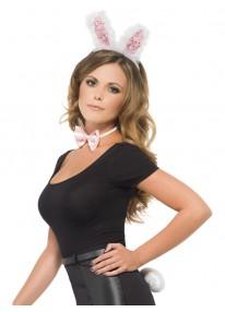 Bunny Set White