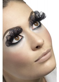 Large Lace Eyelashes